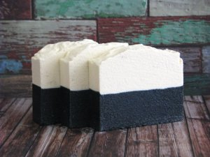 Artisan B&B Sea Salt & Charcoal Soap